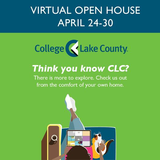 College of Lake County (CLC) Virtual Open House
